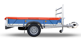 Aanhangwagen-Esso