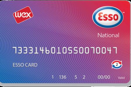 Homepage-EssoCard