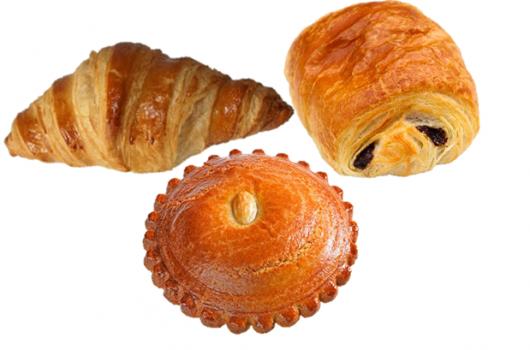 Koek & croissants