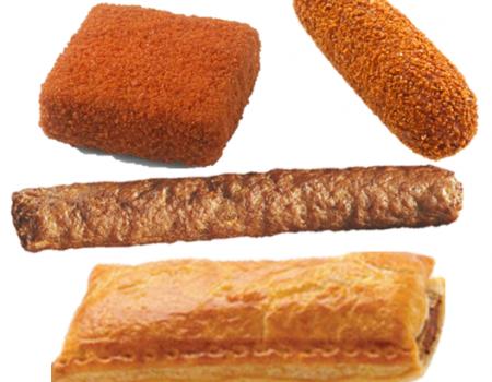 warme snacks